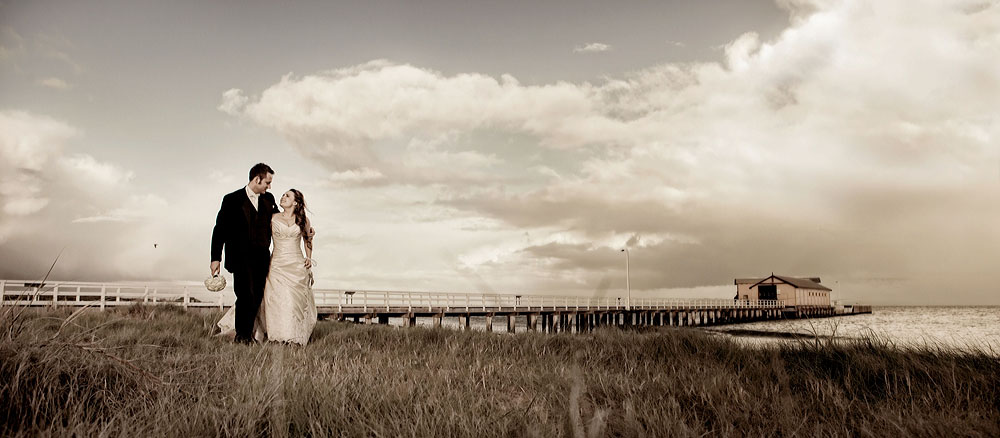 Queenscliff wedding September 2012