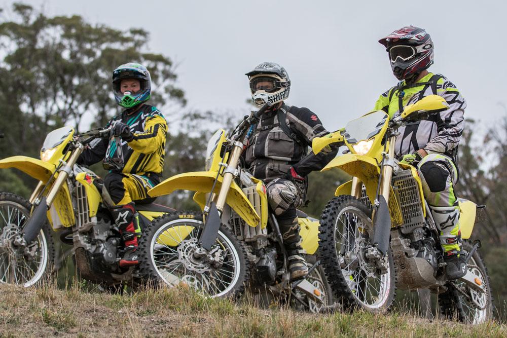 Suzuki Staff - Riding-129