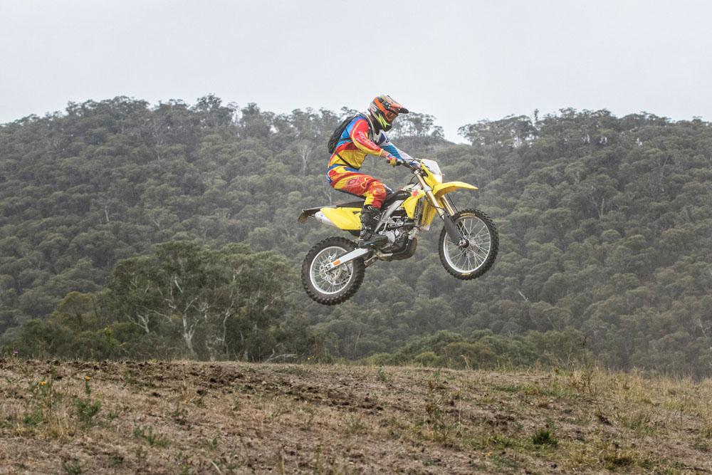 ADB - Mitch Lees Suzuki RMX-124