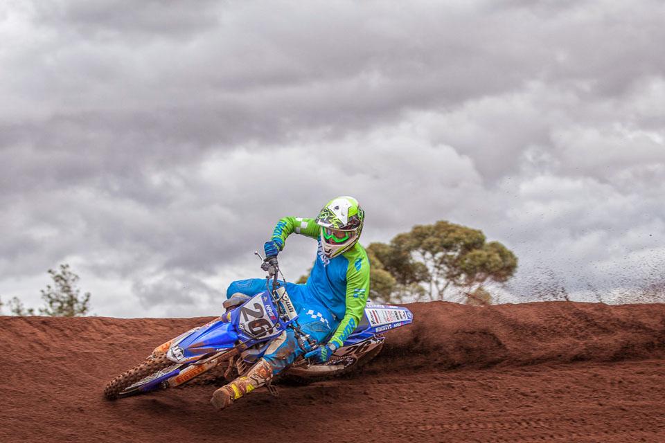Todd Jarratt - Ride Park Parwan